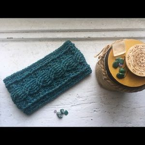 Crocheted Ear-Warmer